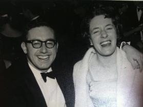 My parents having a ball at a ball