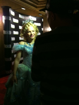 Suzie Mathers as Glinda the Good